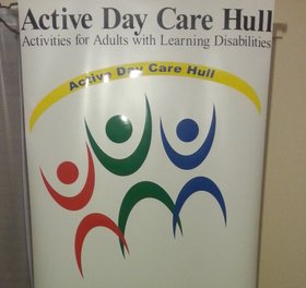 Active Day Care Hull new logo design