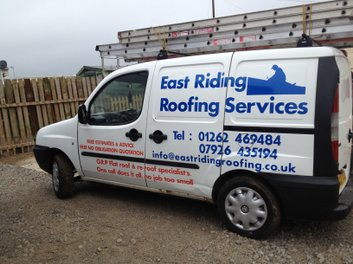 EastRiding Roofing Services roofer logo