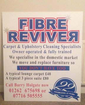 Fibre Reviver Bridlington