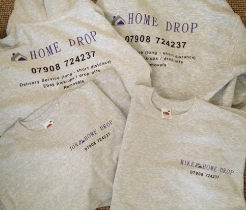 Home Drop T Shirts and Hoodies
